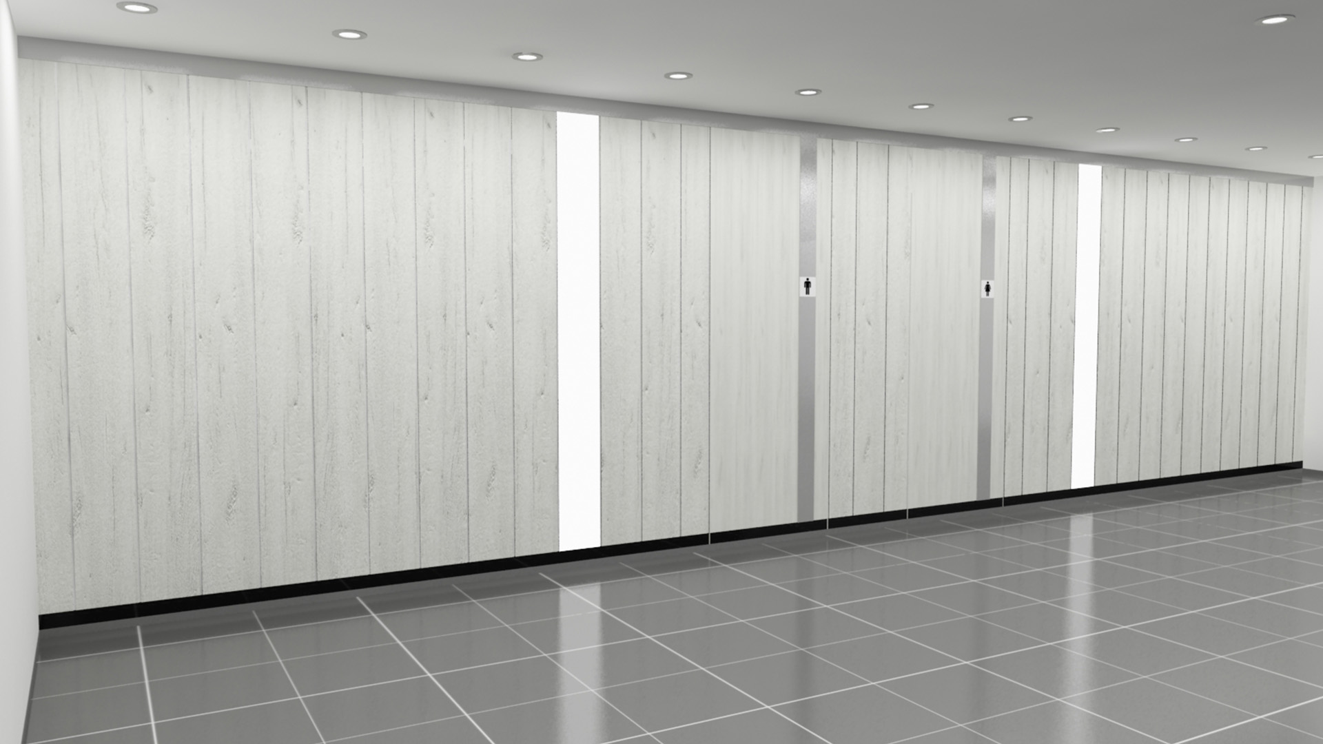 Bespoke Solid Wood Veneered Cubicle Systems
