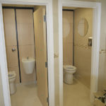 Stevens Washrooms - Commercial Washroom Installations - Cubicle Systems Installation Refubishment