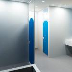 Stevens Washrooms - Commercial Washroom Installations - School Washrooms