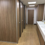 Stevens Washrooms - Commercial Washrooms Cubicles Urinals Installation Refurbishment - Office Washrooms
