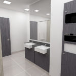 Stevens Washrooms - Commercial Washrooms Cubicles Urinals Installation Refurbishment - Restaurant Toilets