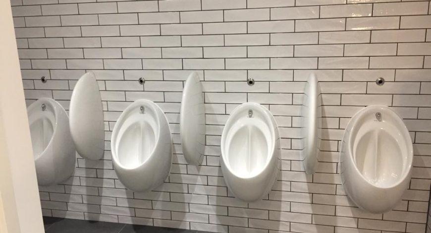 Stevens Washrooms - Case Study - 1 Marsh Wall 5