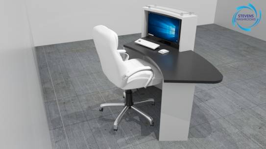 Reception Desk. 05/2020